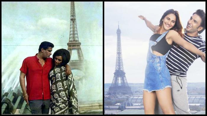 Bollywood Films Shot In Paris