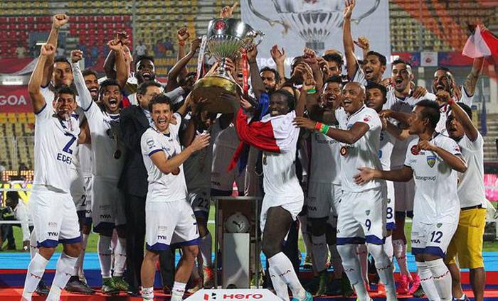 Chennaiyin Football Club Beats Football Club Goa In The Indian Super League By 2-0