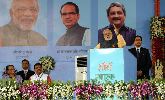PM Narendra Modi Lauds Indian Soldiers For Selfless, Humanitarian Work