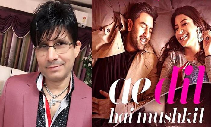 Ban On 'Ae Dil Hai Muskil' Is A Conspiracy, Says Kamaal R Khan