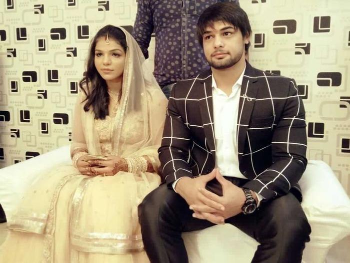 Sakshi Malik Is Engaged To Long-Term Boyfriend And Fellow Wrestler