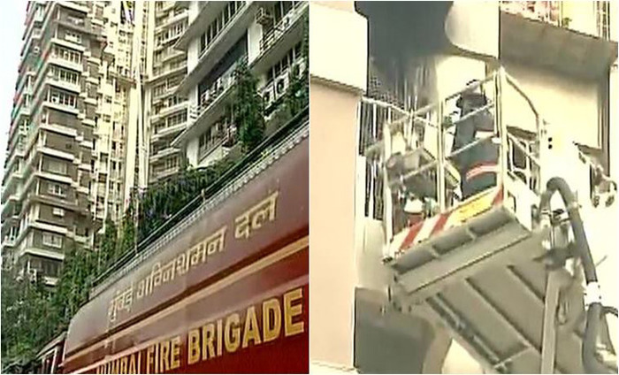 Fire Breaks Out In Residential Apartment At Cuffe Parade Area, Two Dead