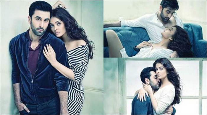 Check Out: Ranbir-Aishwarya's Sizzling Photoshoot IS Hot AF