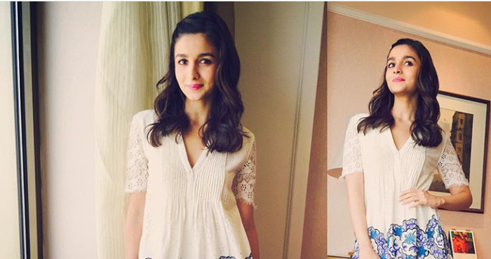 5 Steps Guide To Getting Alia Bhatt's Perfect Party Look Bang On