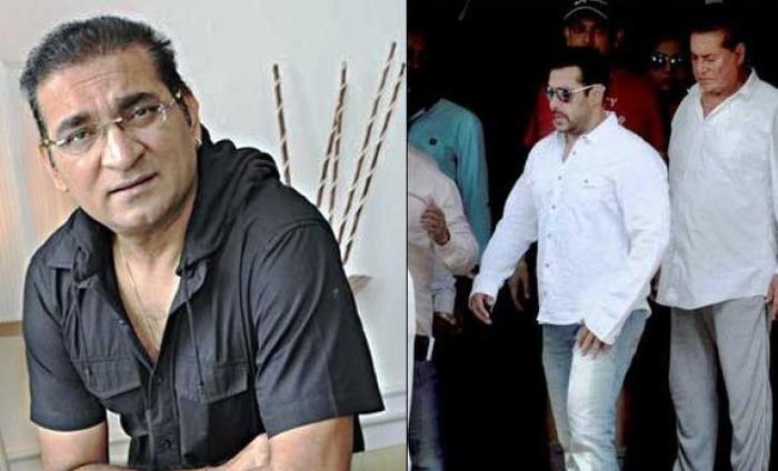 Abhijeet Bhattacharya Accuses Salman Of Supporting Terrorism