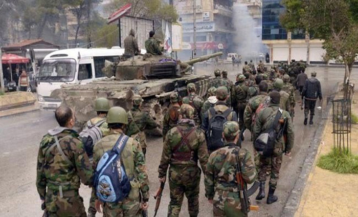 Syrian Army Declares Three-Day Humanitarian Truce In Aleppo