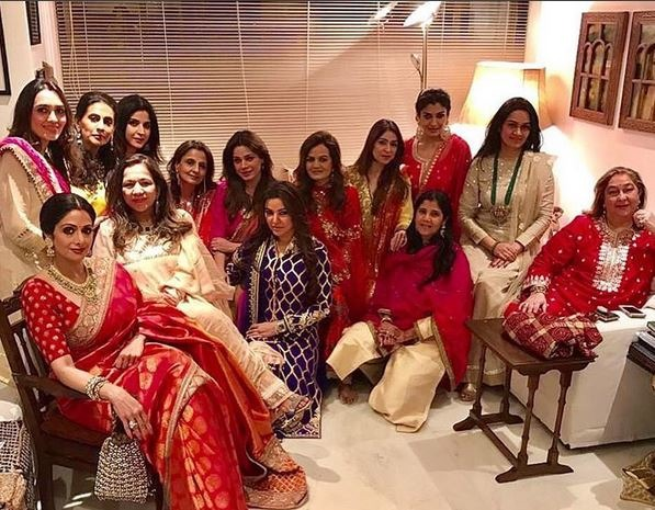 This Is How Bollywood Celebs Celebrated Karwachauth