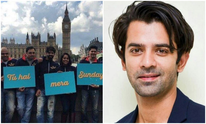 Barun Sobti Hopes 'Tu Hai Mera Sunday' Clicks With The Audience