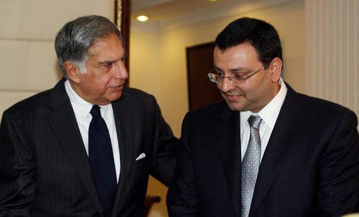 TATA Sons Replaces Cyrus Mistry, Announces Ratan Tata As Interim Chairman
