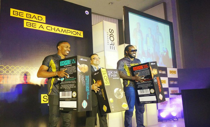 The Song 'Champion' Featuring Chris Gayle And Dwayne Bravo Is A Great Blend Of Indo-Western Elements