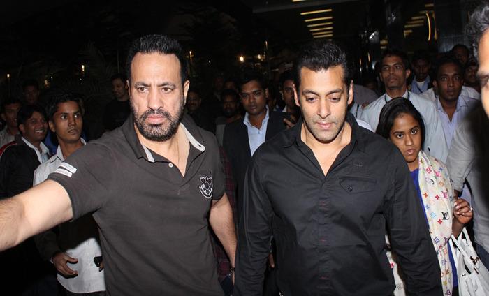 Salman Khan's Bodyguard Shera Booked For Assaulting A Man