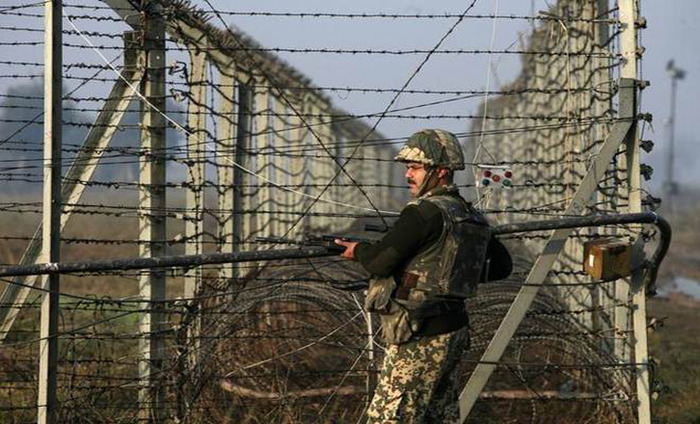 Pakistani Troops Violate Ceasefire On Indian Posts, 1 Girl Injured