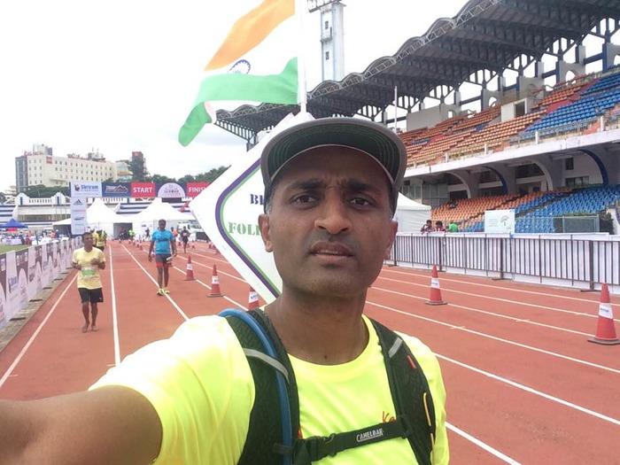 Bengaluru Marathoner Stops To Help Accident Victim, Raises Money For Treatment