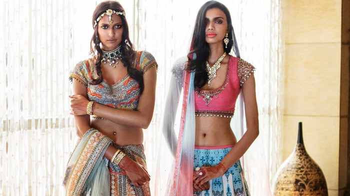 How To Dress Up Like A 'Royal Indian Queen' This Diwali 2016
