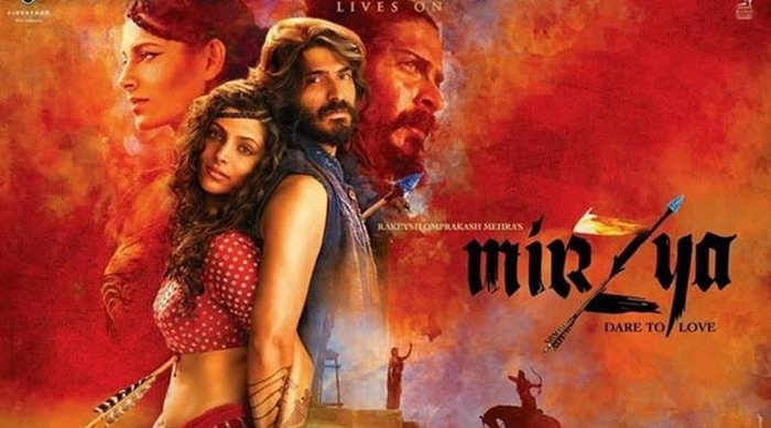 Mirzya Movie Review: Story That Enters A Metaphorical Tunnel Fails To Make An Impact!