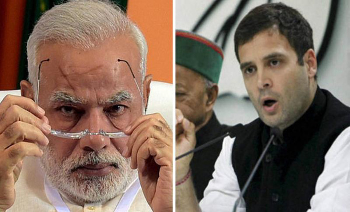 Rahul Gandhi Accuses Narendra Modi Of Trade Over Indian Soldiers
