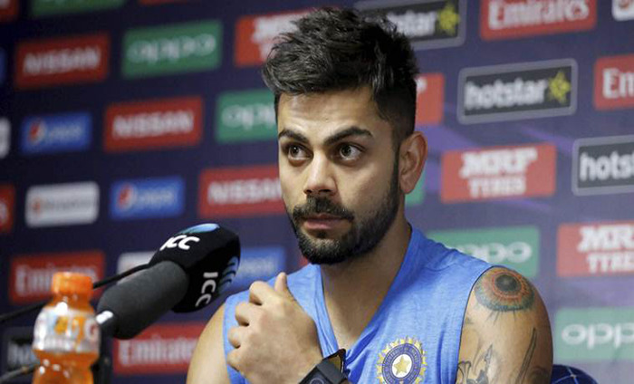 I Learnt How To Control Sessions As A Captain Says Virat Kohli