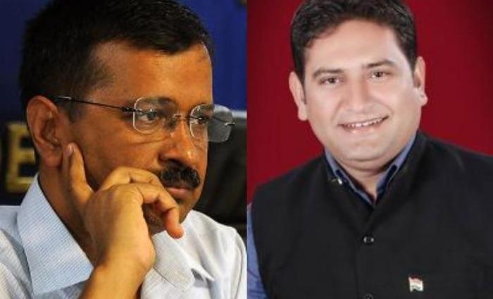 Kejriwal Removes Social Welfare Minister Sandeep Kumar Over Objectionable CD
