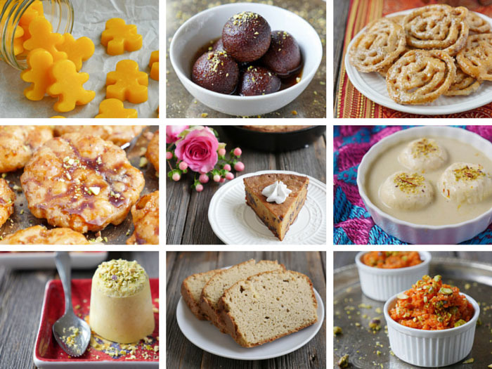 Mouthwatering Indian Dessert Recipes That Will Soothe Your Sweet Tooth