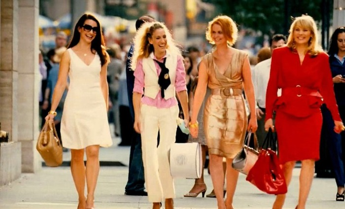 Sarah Jessica Parker Teases 'Sex And The City 3'
