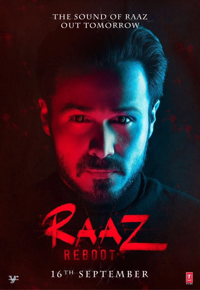 The First Poster Of Emraan Hashmi's 'Raaz Reboot' Is Out!