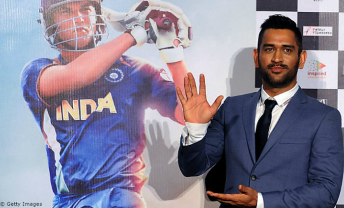 MS Dhoni Opens Up About His Biopic