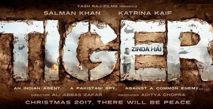 YRF Announces 'Ek Tha Tiger' Sequel