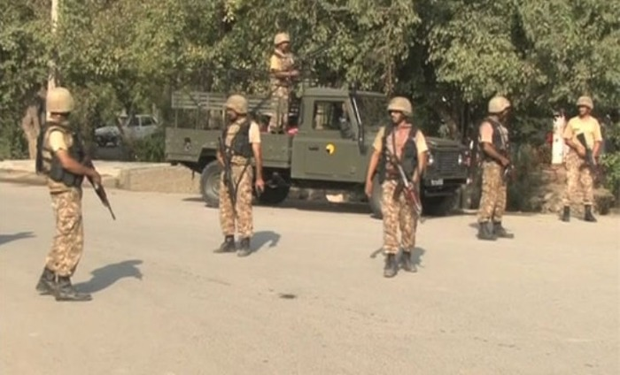Shocking: Pakistan Faces Terror Attack, 5 Killed In Peshawar Christian Colony Attack