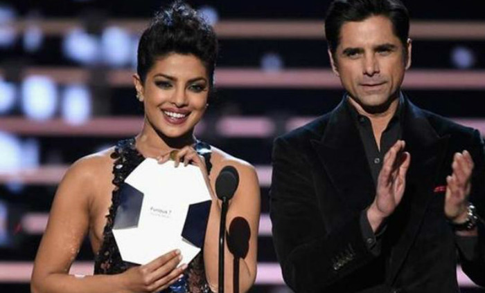 Priyanka To Present Emmy, Hopes To Have Fun