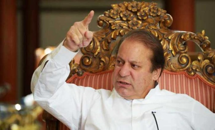 Nawaz Sharif Seeks Help From The US To Resolve Issues With India