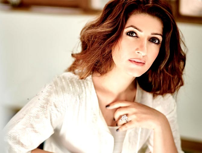 Twinkle Khanna Does It Again, Shuts Down Troller For Sexist Comment