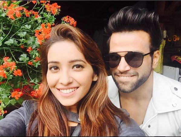 TV Couple Rithvik Dhanjani And Asha Negi Are Having A Ball In Switzerland
