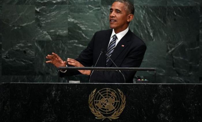 Barack Obama Railed Against Political Strongmen