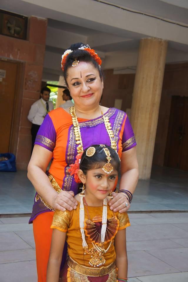 Kcalpana Bhushan Takyar- The Dancing Diva And Guru