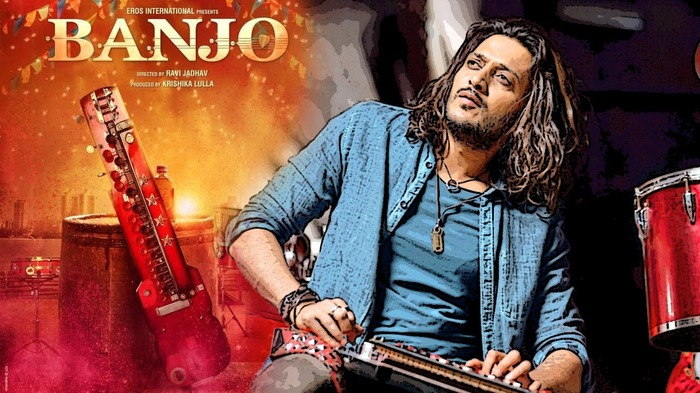 Banjo Movie Review: A Great Message About Street Music, Unfortunately Spoilt By Poor Performance!
