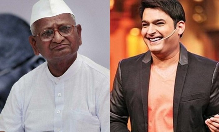 Anna Hazare Will Be Making An Appearance On 'The Kapil Sharma Show'