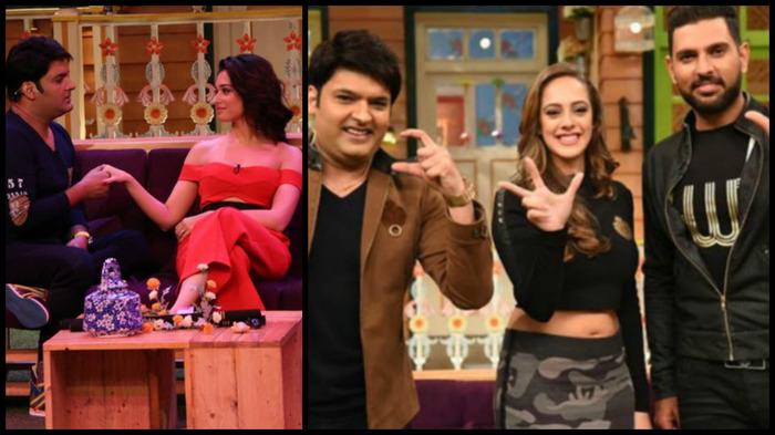 From Yuvraj-Hazel To Tutak Tutak Tutiya Team: Here's All That Happened On The Kapil Sharma Show