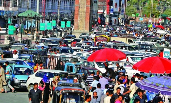 Kashmir Curfew Free For The Second Day
