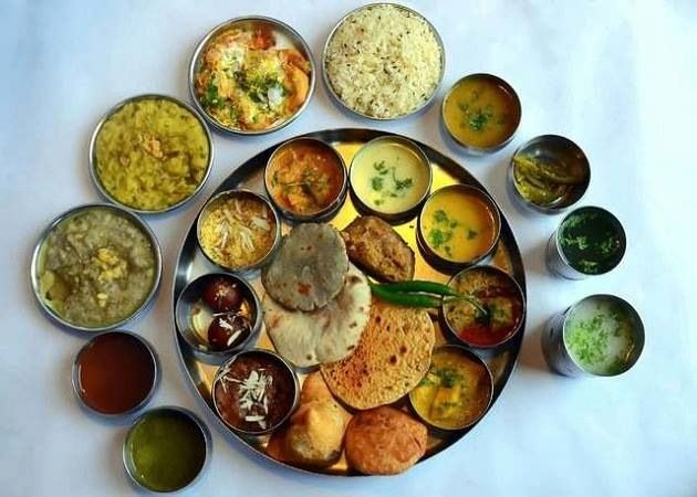 Yummy: 29 Scrumptious Thalis From 29 States Of India