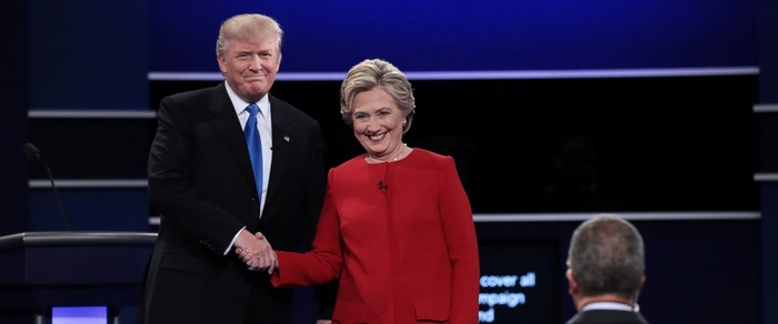 10 Times Hillary Trumped Donald In The Presidential Debate