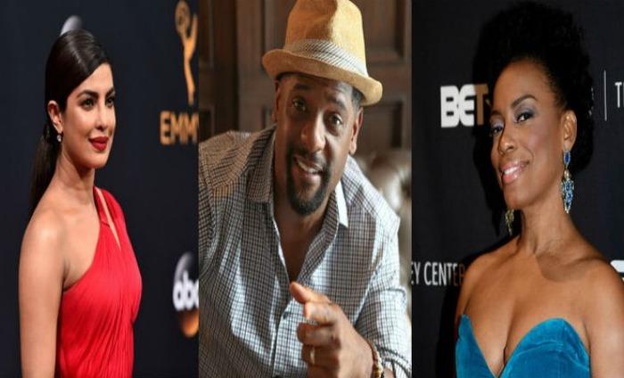 Priyanka Chopra Feels Blessed To Work With Blair Underwood And Aunjanue Ellis