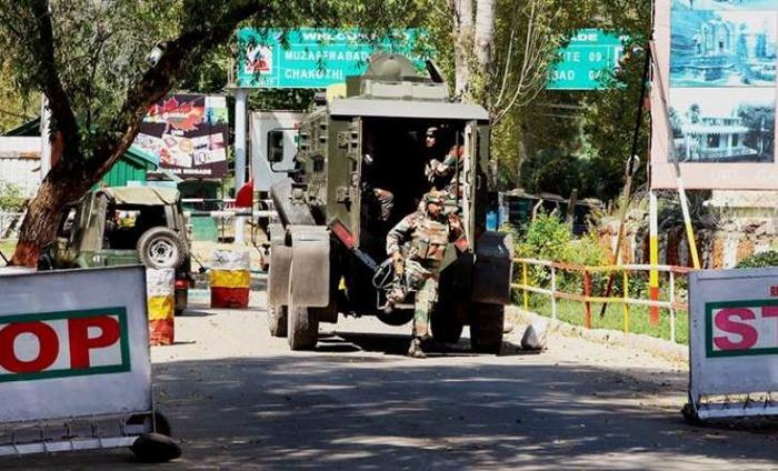 The Uri Attack Terrorist  Came From Pir Chana Sai Training Camp