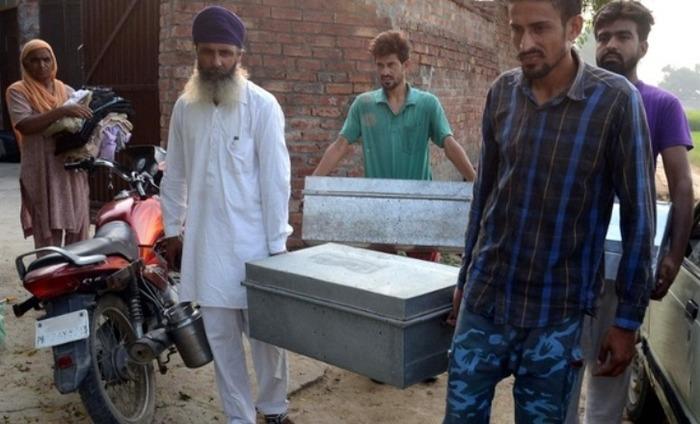 Punjab Border Villages Faces War Like Situations