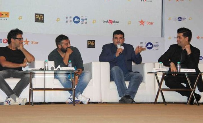 Film Industry Is Not In Grave Crisis Says Karan Johar