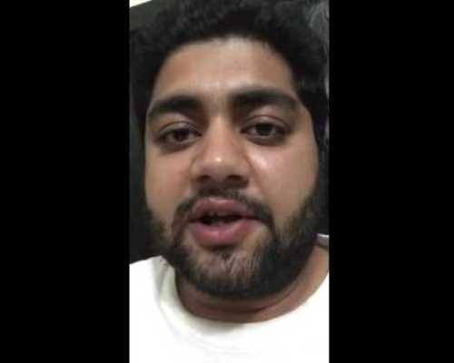 Viral Video This Man Committed Suicide Because Of Domestic Violence