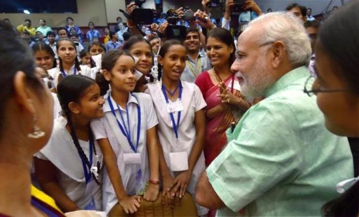 Modi Pays Tribute To Dr S. Radhakrishnan On Teacher's Day