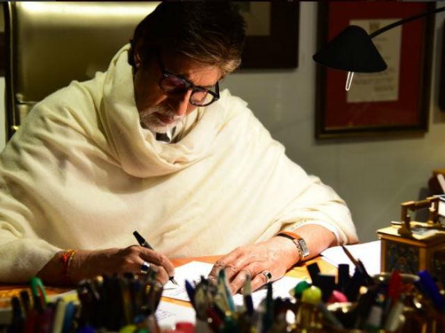Amitabh Bachchan Open Letter To Granddaughters Navya Naveli And  Aaradhya Bachchan