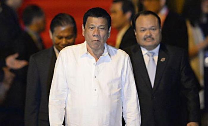 Philippines President Rodrigo Duterte Lashes Out At Barack Obama