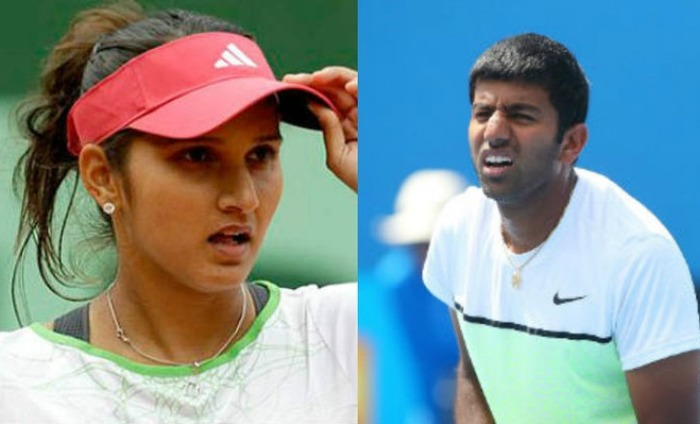 Rohan Bopanna Out Of Mixed Doubles Sania Mirza Makes It To Women Mixed Doubles Finals