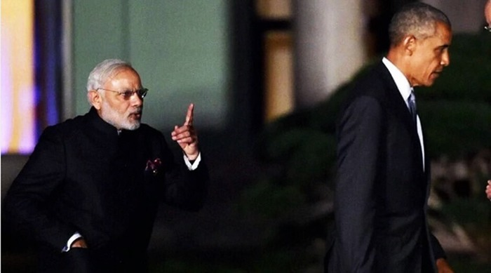 Narendra Modi And Barack Obama's G20 Summit Photo Goes Viral